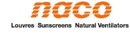 naco - Sunscreens and Natural Ventilators